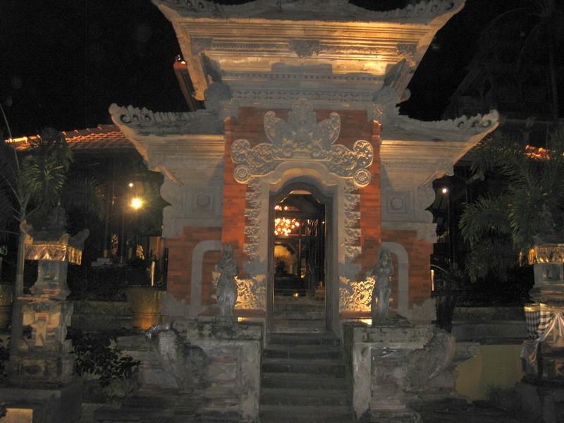 Ворота часовен на Бали. Индонезия / Бали Индонезия фото  / ketvilz.ru