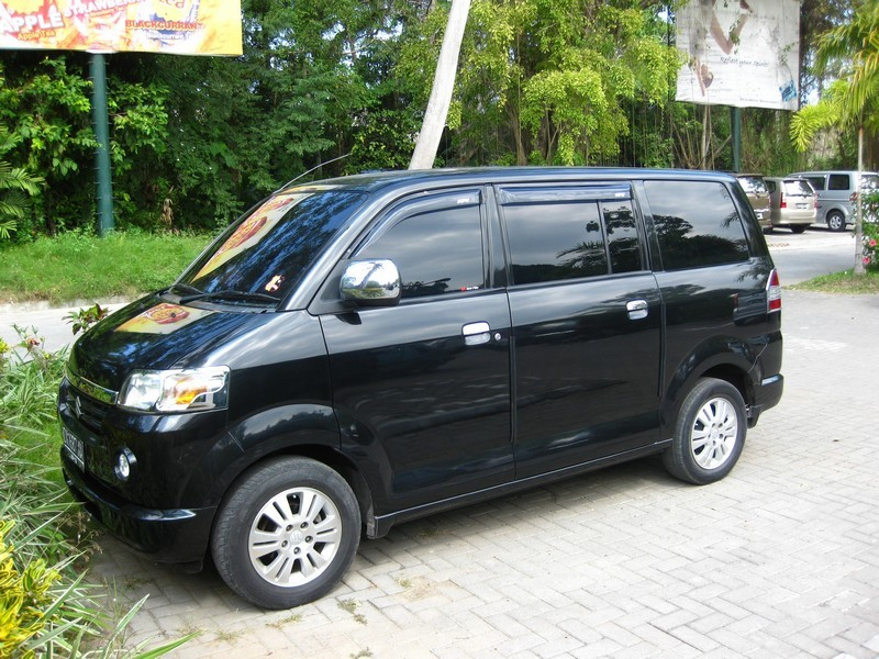 Наша экскурсионная машинка на Бали