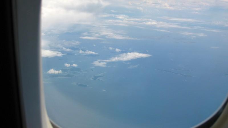 Летим над островами Индонезии / Бали Индонезия фото  / ketvilz.ru