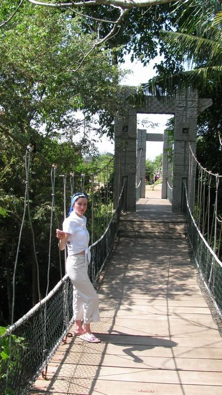 Территория зоопарка. Зоопарк на Бали / ketvilz.ru