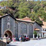 Монастырь Киккос о. Кипр / ketvilz.ru