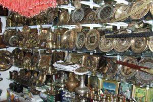 Изделия из чеканки - отличный подарок из Египта / что купить в Египте / ketvilz.ru