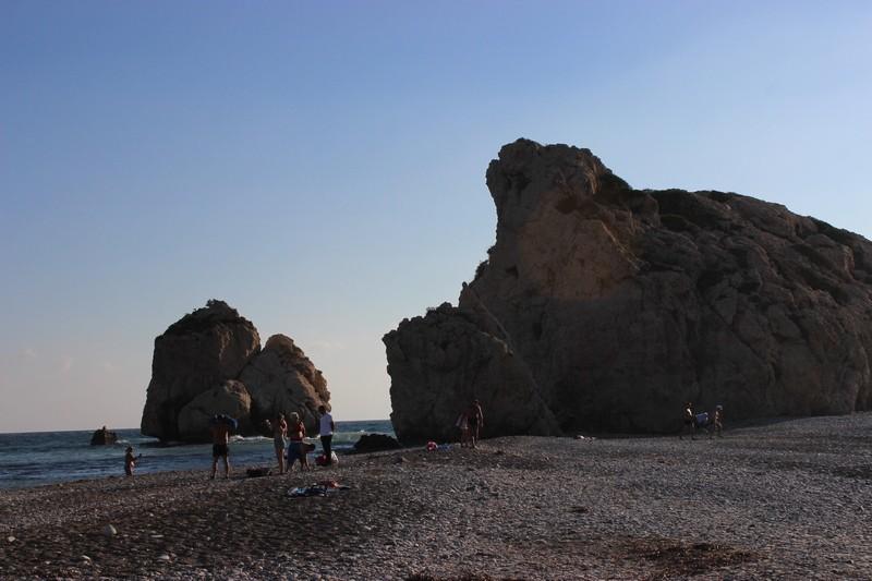 Бухта Афродиты. Кипр.
