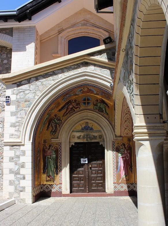 Монастырь Киккос. Кипр / Кипр достопримечательности / ketvilz.ru