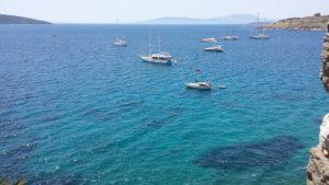 Эгейское море, Бодрум, Турция