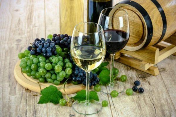 Турецкое вино /  ketvilz.ru