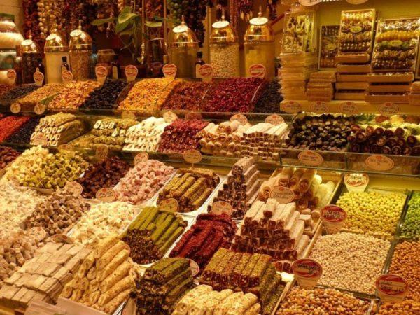 Турецкие сладости / Топ-12 идей для покупок в Турции / ketvilz.ru