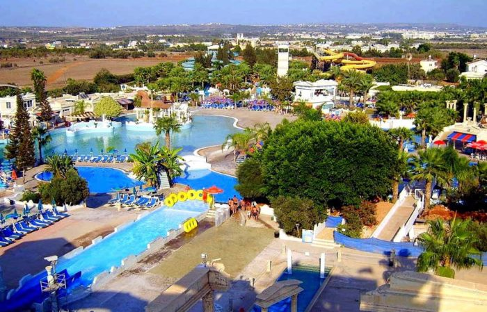 Akvapark-Waterworld-Kipr / Что посмотреть на Кипре в Айя-Напа / ketvilz.ru