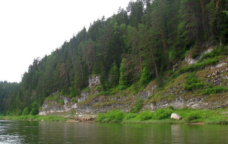 Мой сплав по реке Чусовая / Достопримечательности реки Чусовая / ketvilz.ru