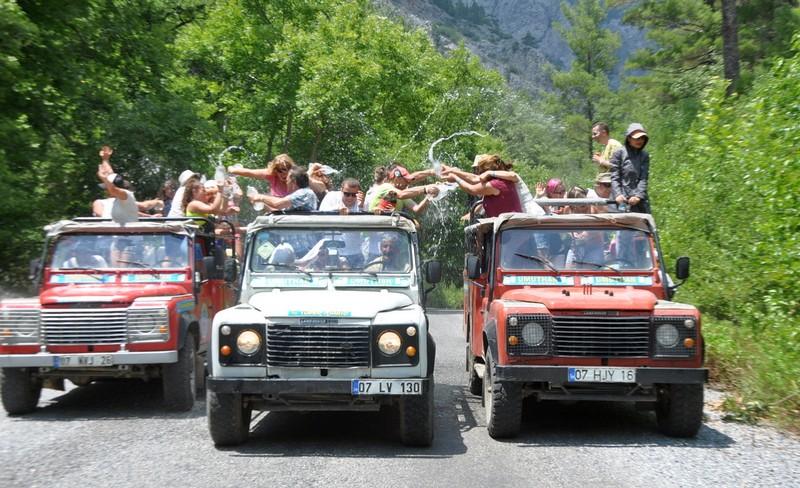 Джип-сафари, Турции / Джип-сафари в Турции фото видео отзыв / ketvilz.ru