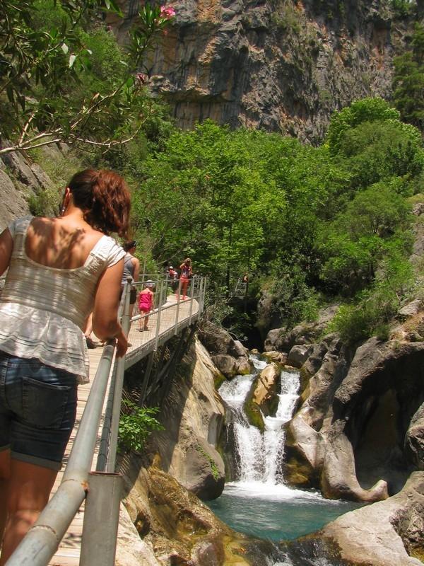 Каньон Сападере, Турция / Джип-сафари в Турции фото видео отзыв / ketvilz.ru