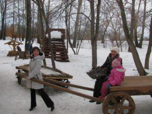 Этнопарк Деревня Ермака / Достопримечательности Кунгура / ketvilz.ru