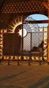 Ворота падающей башни Сююмбике