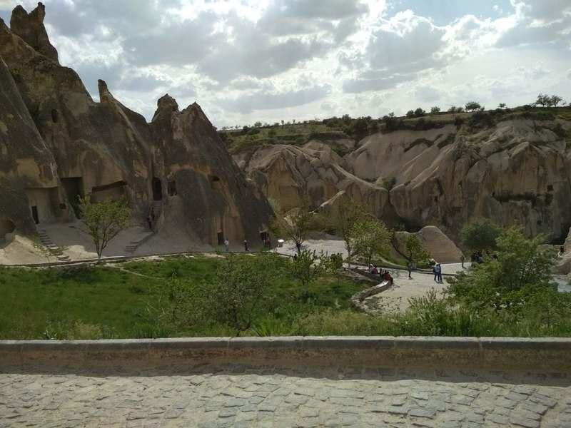 Национальный парк-музей под открытым небом Гёреме, Каппадокия, Турция / / Чем интересна Каппадокия / ketvilz.ru