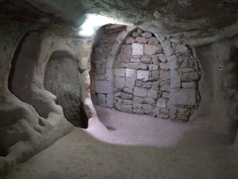 Подземный город Саратлы, Каппадокия, Турция / / Чем интересна Каппадокия / ketvilz.ru