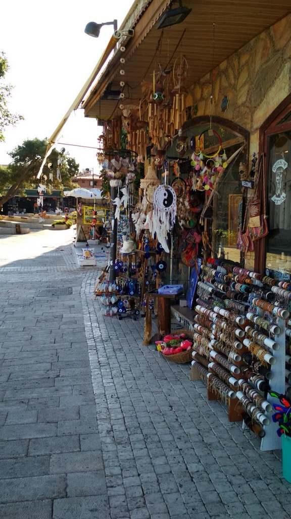 Улицы Старого Сиде. Турция