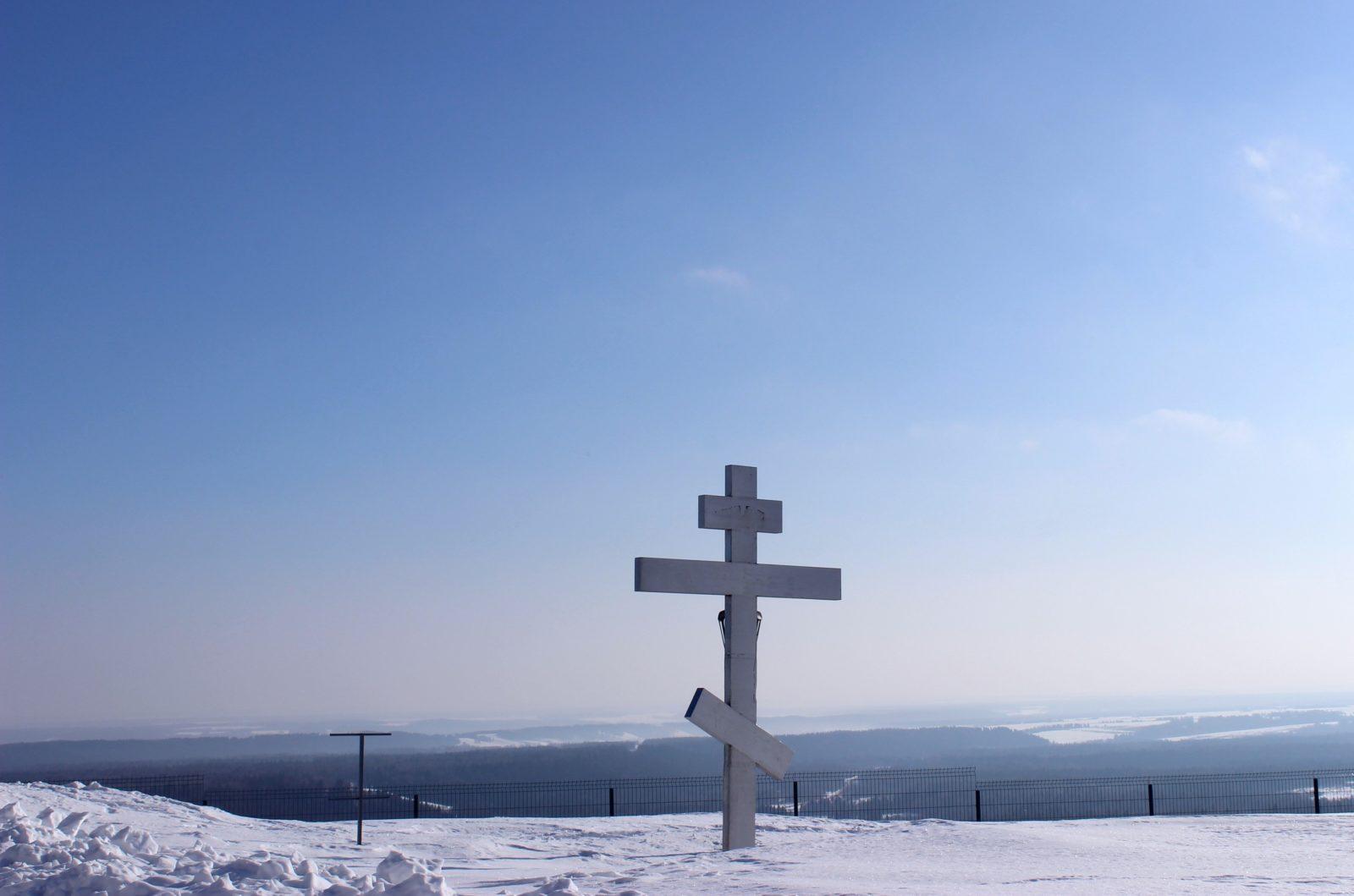 Царский крест на Белой горе / ketvilz.ru
