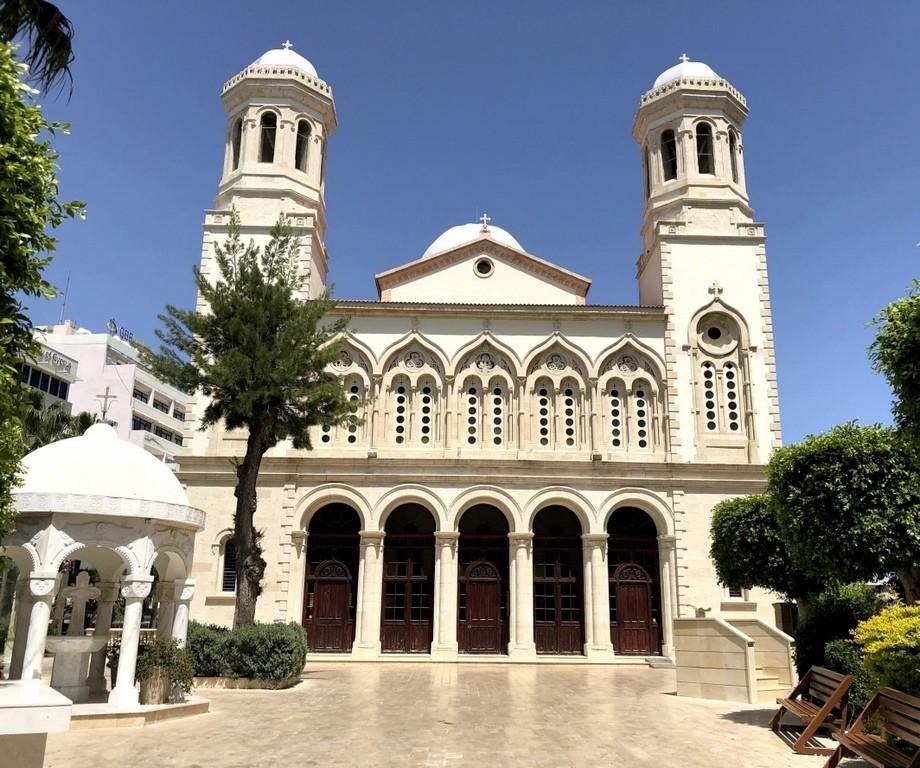 Кафедральный собор Айя-Напа в Лимассоле, Кипр/ Лимассол, что посмотреть самостоятельно / ketvilz.ru