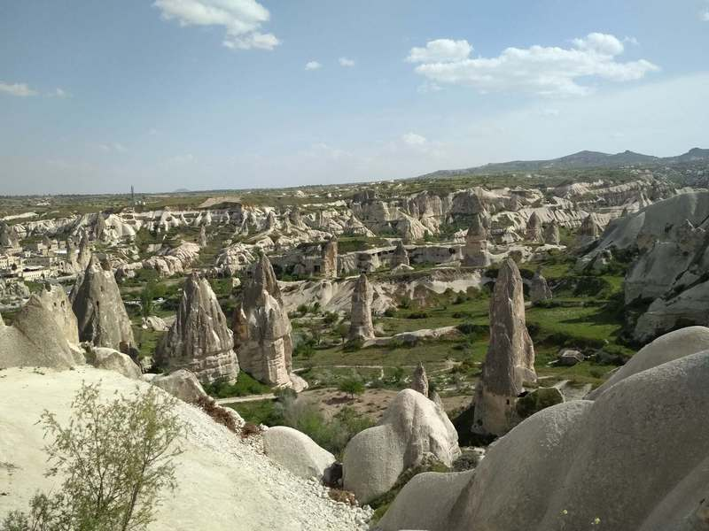 Достопримечательность Турции - Каппадокия / Почему туристы для отдыха выбирают Турцию / ketvilz.ru