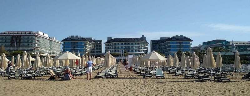 Отели в Турции / почему туристы выбирают для отдыха Турцию / ketvilz.ru