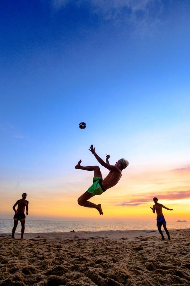 Спортивные виды спорта на пляжах Турции / ketvilz.ru