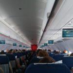 Чем заняться в самолёте при долгом перелёте