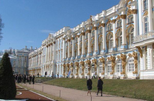 Екатерининский дворец, г. Санкт-Петербург / ketvilz.ru