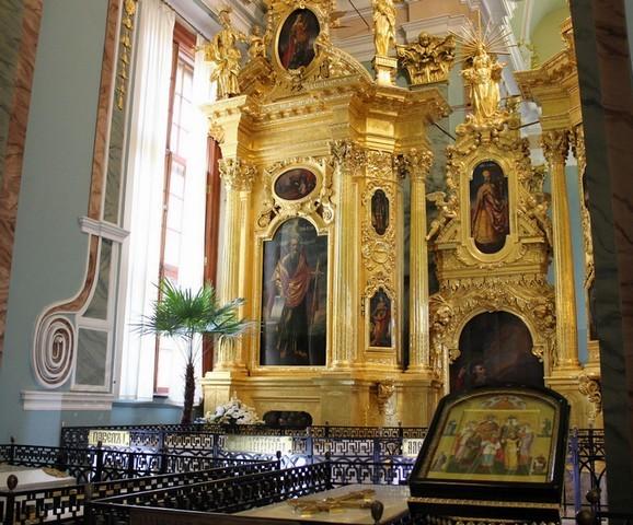 Петропавловский собор, г. Санкт-Петербург / ketvilz.ru