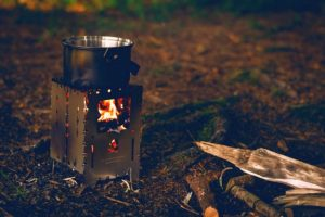 Походная печь / Сделайте иглу, чтобы согреться зимой / как обогреть палатку в походе подручными средствами / ketvilz.ru