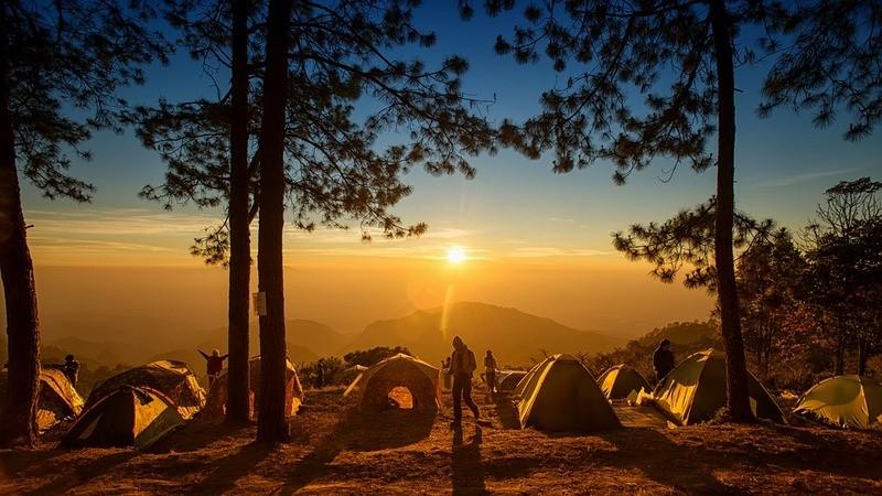 Прекрасных вам походов и сплавов по рекам! / как согреться в палатке ночью / ketvilz.ru