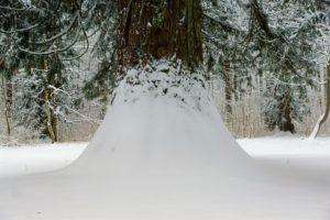 Сделайте иглу, чтобы согреться зимой / как обогреть палатку в походе подручными средствами / ketvilz.ru