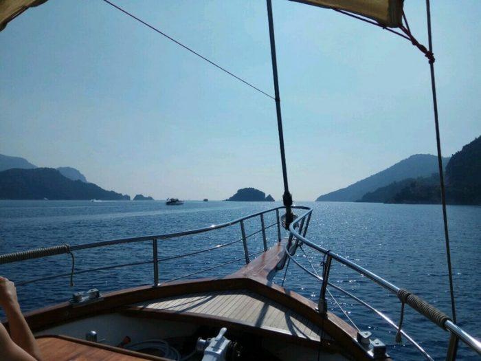 Вы можете арендовать яхту в Мармарисе на любое количество часов / Мармарис фото достопримечательности  / ketvilz.ru