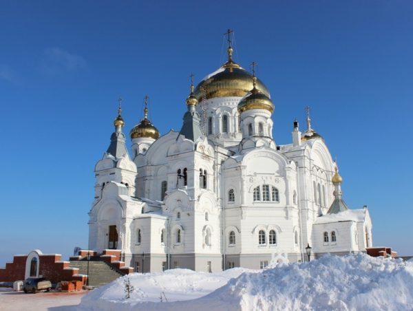 Белогорский монастырь, Пермский край / ketvilz.ru