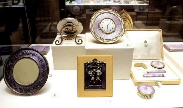Экспонаты в Аванзале музея Фаберже / ketvilz.ru