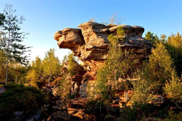 Каменный город Пермский край / ketvilz.ru