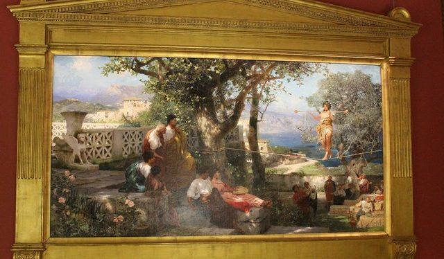 Картины в музее Фаберже / ketvilz.ru