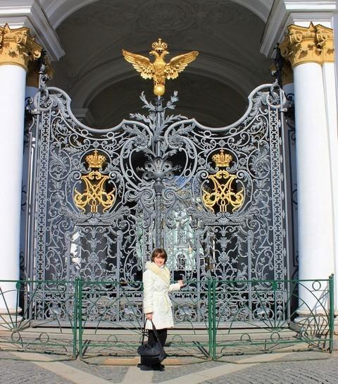 Ворота Зимнего дворца, г.Санкт-Петербург / Эрмитаж Санкт-Петербург описание кратко / ketvilz.ru