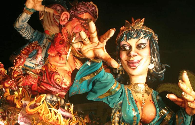 Карнавал в Шакке. Сицилия / карнавалы Европы в 2020 году / ketvilz.ru