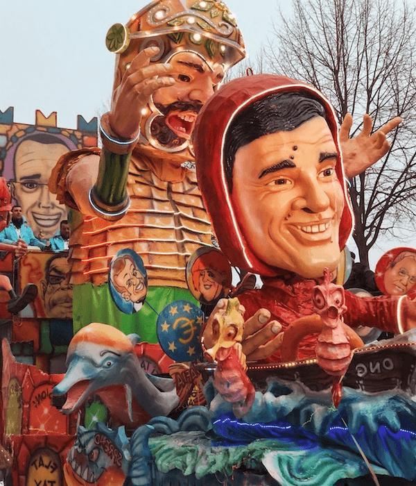Карнавал в Вероне. Италия / ketvilz.ru