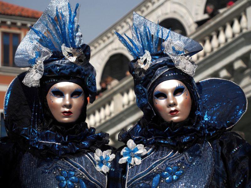 Венецианский карнавал, Италия / ketvilz.ru