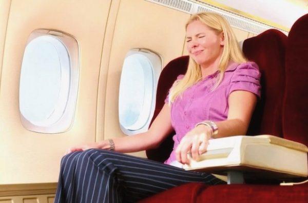 Турбулентность - это не страшно / Как перестать бояться летать на самолёте: советы / ketvilz.ru