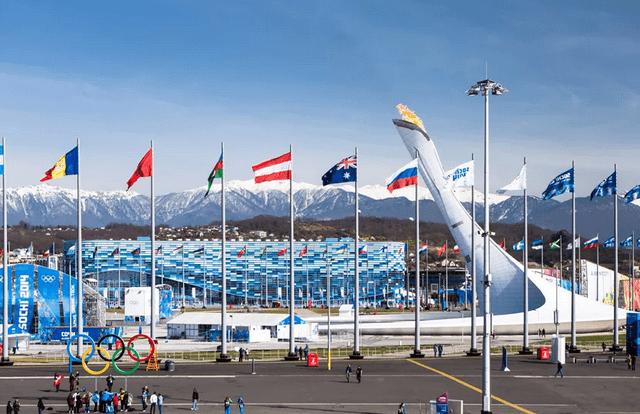 Олимпийский парк Сочи / ketvilz.ru