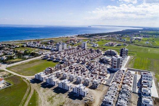 Город на Кипре - Трикомо (Искеле) / пляжи и города Северного Кипра / ketvilz.ru