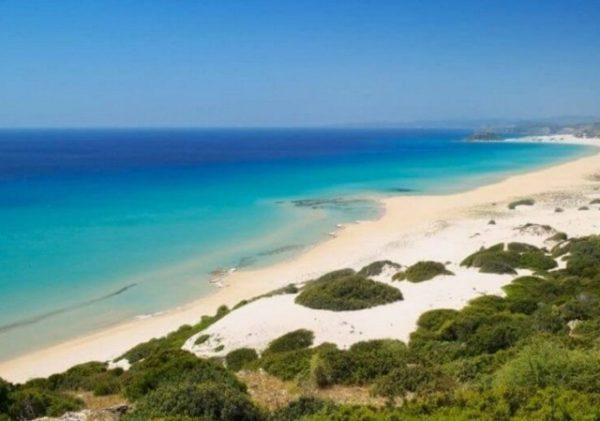 Пляж Нагоми, Северный Кипр / ketvilz.ru