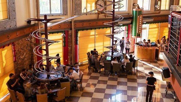 Ресторан Роллер Сочи парк / аттракционы Сочи Парк для детей и взрослых / ketvilz.ru