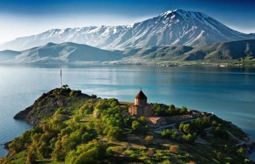 Озеро Ван. Турция / ketvilz.ru